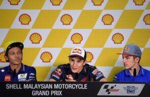 Vinales Dan Valentino Rossi Menjadi Ancaman Besar Marc Marquez Di MotoGP 2017