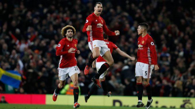 Liverpool Gagal Meraih Kemenangan Dari Manchester United. Berkat tandukan Ibrahimovic, Manchester United berhasil mengagalkan kemenangan Liverpool. Bermain imbang 1-1 dengan Liverpool pada pertandingan pekan ke - 21 Premier Legue di Stadion Old Trafford, Minggu (15/1/2017).
