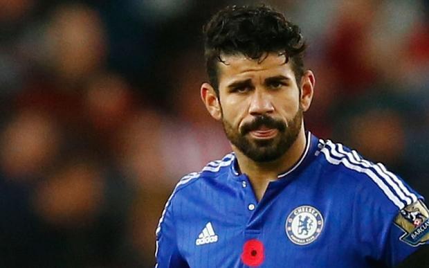 Diego Costa Dipastikan Absen Saat Hadapi Leicester