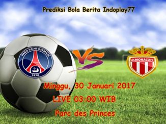 Berita Indoplay - Prediksi Psg Vs Monaco, Minggu 30 Januari 2017 - Pertandingan France League 1 antara Psg melawan Monaco di Stadion Parc des Princes, Paris pada pukul 03:00 WIB.