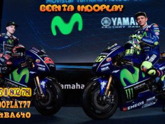 Berita Indoplay - Valentino Rossi Dan Vinales Menjadi Formula Baru Yamaha. Lin Jarvis selaku Manager Tim Yamaha mengatakan Valentino Rossi Dan Vinales akan membawa aura posiif untuk Yamaha. Mereka disandang sandang akan menjadi kombinasi yang sangat baik di MotoGP musim ini.