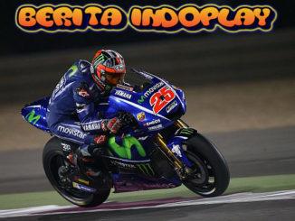 Berita Indoplay - Vinales Berhasil Menjuarai Tes Pramusim MotoGP 2017. Maverick Vinales tampil memukau pada tes-tes pramusim lalu.
