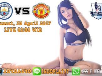 Berira Indoplay - Prediksi Manchester City Vs Manchester United 28 April 2017. Liga Inggris Premier kali ini akan menampilkan pertandingan Derby antara Manchester City kontra Manchester United yang akan berlangsung di Etihad Stadium pada Jumat (28/4/17) pukul 02:00 WIB dini hari.