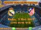 Berira Indoplay - Prediksi Skor Real Madrid Vs Atletico Madrid 3 Mei 2017. Pertandingan semifinal Liga UEFA Champions 2016/17 akan mempertemukan 'Derby Madrid' yang akan berlangsung di Santiago Bernabeu pada Rabu (3/5/17) pada pukul 01:45 WIB dini hari.