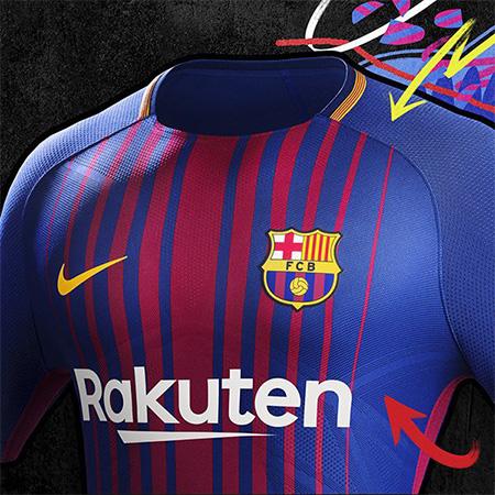 Agen Poker Online - Jersey Home Baru Barcelona Musim 2017-2018. Raksasa asal Catalan telah resmi merilis jersey kandang barunya untuk musim 2017-2018.
