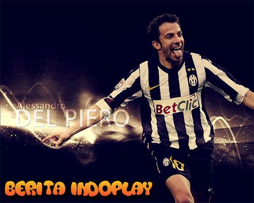 Del Piero Percaya Juventus Bisa Menghentikan Kutukan