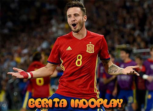 Agen Bola Online-Saul Membawa Spanyol Lolos Ke Final Euro U-21. Spanyol akan bertemu Jerman di partai Final Euro U-21 2017 setelah sukses menaklukan Italia dengan skor 3-1 dalam laga semifinal yang berlangsung di Stadion Cracovia, Rabu (28/6/2017) dini hari kemarin.