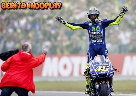 Agen Bola Online-Valentino Rossi Akan Tetap Fokus di MotoGP Jerman. Valentino Rossi tampaknya tidak mau terlena akan kemenangannya di Assen pada akhir pekan lalu. Rossi menegaskan akan tetap fokus dan bekerja keras di MotoGP Jerman.