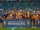 Agen Bola Online - Barcelona Juara ICC 2017. Barcelona berhasil menjadi juara International Championship Cup 2017 pada laga pramusim nya yang digelar di Amerika Serikat.Hasil itu diraih setelah Barca berhasil mengalahkan rival mereka yakni Real Madrid dengan skor 2-3 yang berlangsung di Hard Rock Stadium, Minggu (30/7/2017) pagi tadi.