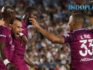 Agen Bola Online - Man City Kalahkan Real Madrid. Juara bertahan Liga Champions, Real Madrid kali ini terpaksa menelan kekalahan dalam lagaturnamen ICC yang di selenggarakan di Amerika Serikat pada Kamis (27/07/17).