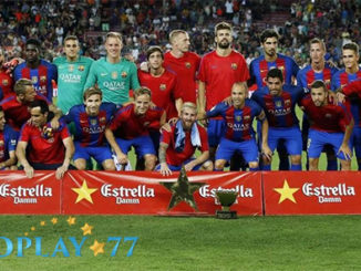 Agen Bola Online - Barcelona Juara Joan Gamper Trophy. Barcelona akhirnya berhasil mempertahankan gelar juara Joan Gamper trophy, pertandingan bergengsi yang mereka adakan setiap tahun.
