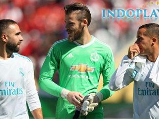 Agen Bola Online - Real Madrid Berminat Mendatangkan De Gea. Jawara tim Spanyol sepertinya masih berminat untuk mendatangkan kiper Manchester United yakni David De Gea.