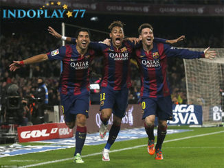 Agen Bola Online - Video Salam Perpisahan Messi Untuk Neymar. Lionel Messi telah mengunggah sebuah video perpisahan kepada rekan satu tim nya Neymar yang sudah menyatakan niat untuk meninggalkan Barcelona musim ini.