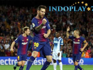 Agen Bola Online - Cuplikan Gol Barcelona 5 - 0 Espanyol. Barcelona sukses memenangkakn derby pertama La Liga pada musim ini. Mereka mencukur habis tim tamu Espanyol dengan skor 5-0 tanpa balas, Minggu (10/09) dini hari.