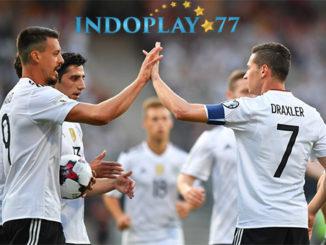 Agen Bola Online - Cuplikan Gol Jerman 6 - 0 Norwegia. Pertandingan Kualifikasi Piala Dunia 2018 di Grup C Zona Eropa mempertemukan Jerman kontra Norwegia yang berlangsung di Mercedez Benz Arena, Selasa (05/09) dini hari.
