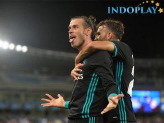 Agen Bola Online - Cuplikan Gol Real Sociedad 1 - 3 Real Madrid. El Real sukses mencuri tiga poin saat menghadapi Real Sociedad yang berlangsung di Stadion Anoeta pada Senin (18/09) dini hari.