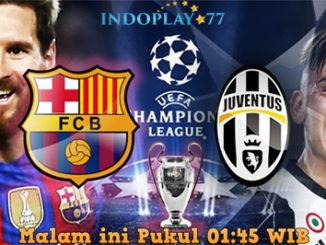 Agen Bola Online - Prediksi Barcelona Vs Juventus Liga Champions 2017. Pertandingan leg pertama Liga Champions Grup D kali ini akan mempertemukan Barcelona kontra Juventus yang akan berlangsung di Camp Nou pada Rabu (13/09) pukul 01:45 WIB dini hari nanti.