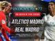 Agen Bola Online-Prediksi Skor Atletico Madrid Vs Real Madrid 19 Nov 2017.Sebuah laga panas akan menyambut kembalinya La Liga pada akhir pekan ini. Pertandingan derby antara Atletico Madrid dengan Real Madrid yang akan berlangsung di Stadion Wanda Metropolitano pada hari Minggu (19/11) dini hari.