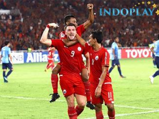 Quattrick Marco Simic Membawa Persija Menang 4 - 0 Atas JDT