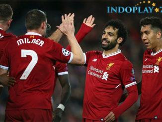 Liverpool Pesta Gol 5 - 2 Atas AS Roma Di Semifinal Liga Champions. Pertandingan semifinal leg pertama Liga Champions kali ini antara Liverpool vs AS Roma yang berlangsung di Anfield, Rabu (25/04)