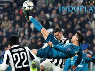 Real Madrid Menang Telak 3 - 0 Di Kandang Juventus. Real Madrid selangkah semakin dekat untuk lolos ke babak semifinal Liga Champions usai mengalahkan Juventus dengan skor 3-0 yang berlangsung di Allianz Arena pada Rabu (4/4/2018).