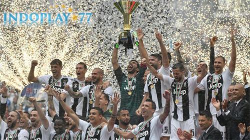 We Will Miss You Gianluigi Buffon. Gianluigi Buffon telah menyelesaikan tugasnya di sisa pertandingannya bersama Juventus. Selama belasan tahun ia telah ikut mempersembahkan banyak trofi untuk tim 'Nyonya Tua', Buffon akan sangat dirindukan.