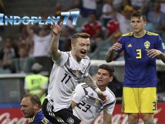 Jerman Berhasil Meraih Kemenangan Piala Dunia 2018 Atas Swedia