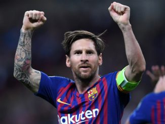 Lionel Messi Rekor 400