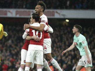 Arsenal Menang Besar