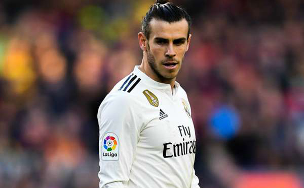Real Madrid Jual Bale