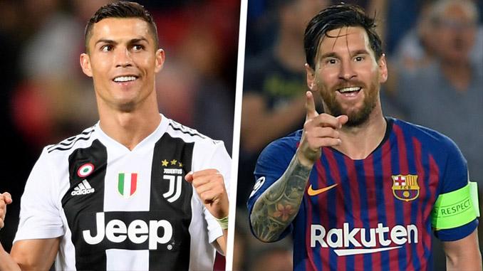Messi Menjuarai La Liga Dan Ronaldo Juga Mengukir Rekor Baru Serie A