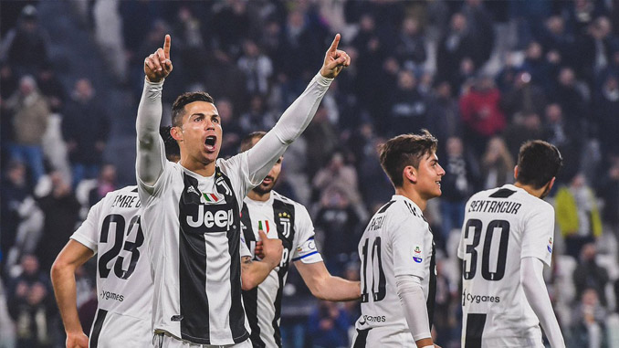 Ronaldo Tidak Akan Hengkang Hingga Juventus Juara Liga Champions