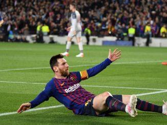 Cristiano Ronaldo Bakal Menjadi Agresif Setelah Gol 600 Lionel Messi